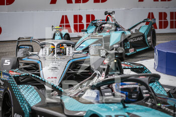 10/04/2021 - 05 Vandoorne Stoffel (bel), Mercedes-Benz EQ Formula E Team, Mercedes-Benz EQ Silver Arrow 02, action during the 2021 Rome ePrix, 3rd round of the 2020-21 Formula E World Championship, on the Circuito Cittadino dell'EUR from April 9 to 11, in Rome, Italy - Photo François Flamand / DPPI - 2021 ROME EPRIX, 3RD ROUND OF THE 2020-21 FORMULA E WORLD CHAMPIONSHIP - FORMULA E - MOTORI