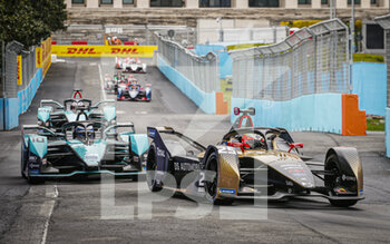 10/04/2021 - 25 Vergne Jean-Eric (fra), DS Techeetah, DS E-Tense FE20, action during the 2021 Rome ePrix, 3rd round of the 2020-21 Formula E World Championship, on the Circuito Cittadino dell'EUR from April 9 to 11, in Rome, Italy - Photo François Flamand / DPPI - 2021 ROME EPRIX, 3RD ROUND OF THE 2020-21 FORMULA E WORLD CHAMPIONSHIP - FORMULA E - MOTORI