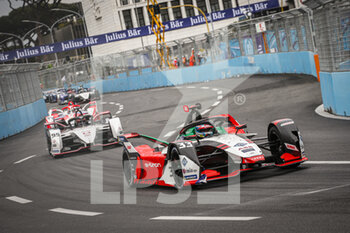 10/04/2021 - 33 Rast René (ger), Audi Sport ABT Schaeffler, Audi e-ton FE07, action during the 2021 Rome ePrix, 3rd round of the 2020-21 Formula E World Championship, on the Circuito Cittadino dell'EUR from April 9 to 11, in Rome, Italy - Photo François Flamand / DPPI - 2021 ROME EPRIX, 3RD ROUND OF THE 2020-21 FORMULA E WORLD CHAMPIONSHIP - FORMULA E - MOTORI