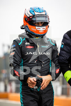 24/04/2021 - EVANS Mitch (nzl), Jaguar Racing, Jaguar I-Type 5, portrait during the 2021 Valencia ePrix, 3rd meeting of the 2020-21 Formula E World Championship, on the Circuit Ricardo Tormo from April 23 to 25, in Valencia, Spain - Photo Germain Hazard / DPPI - 2021 VALENCIA EPRIX, 3RD MEETING OF THE 2020-21 FORMULA E WORLD CHAMPIONSHIP - FORMULA E - MOTORI