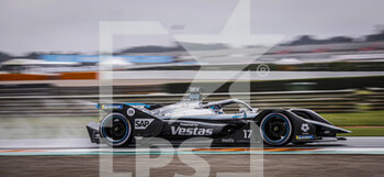 24/04/2021 - 17 De Vries Nyck (nld), Mercedes-Benz EQ Formula E Team, Mercedes-Benz EQ Silver Arrow 02, action during the 2021 Valencia ePrix, 3rd meeting of the 2020-21 Formula E World Championship, on the Circuit Ricardo Tormo from April 23 to 25, in Valencia, Spain - Photo François Flamand / DPPI - 2021 VALENCIA EPRIX, 3RD MEETING OF THE 2020-21 FORMULA E WORLD CHAMPIONSHIP - FORMULA E - MOTORI