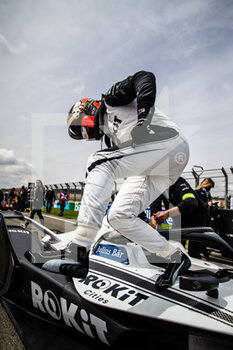 25/04/2021 - NATO Norman (fra), ROKiT Venturi Racing, Mercedes-Benz EQ Silver Arrow 02, portrait grille de depart starting grid during the 2021 Valencia ePrix, 3rd meeting of the 2020-21 Formula E World Championship, on the Circuit Ricardo Tormo from April 23 to 25, in Valencia, Spain - Photo Germain Hazard / DPPI - 2021 VALENCIA EPRIX, 3RD MEETING OF THE 2020-21 FORMULA E WORLD CHAMPIONSHIP - FORMULA E - MOTORI