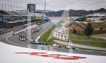 25/04/2021 - Start Race 2 during the 2021 Valencia ePrix, 3rd meeting of the 2020-21 Formula E World Championship, on the Circuit Ricardo Tormo from April 23 to 25, in Valencia, Spain - Photo François Flamand / DPPI - 2021 VALENCIA EPRIX, 3RD MEETING OF THE 2020-21 FORMULA E WORLD CHAMPIONSHIP - FORMULA E - MOTORI
