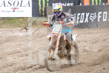 Fim Motocross World Championship. Mxgp Of Lombardia. Race Categoria Mx2 - MOTOCROSS - MOTORI
