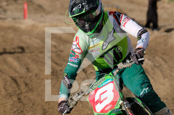 "14/03/2021 - 3 - Romain Fevre (FRA) Kawasaki - MX INTERNAZIONALI D'ITALIA 2021 - ""SUPERCAMPIONE"" CATEGORY - MOTOCROSS - MOTORI"