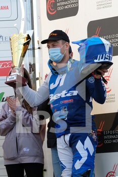 "14/03/2021 - 89 - Jeremy Van Horebeek (BEL) Beta second place in a Supercampione race. - MX INTERNAZIONALI D'ITALIA 2021 - ""SUPERCAMPIONE"" CATEGORY - MOTOCROSS - MOTORI"