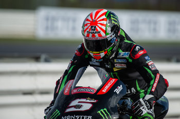 Johann Zarco during Saturday Free Practices in Misano - MotoGP - Gran Premio di San Marino e della Riviera di Rimini - Qualifications  - MOTOGP - MOTORI