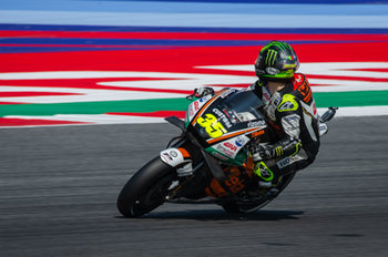 Cal Crutchlow during official qualifying in Misano - MotoGP - Gran Premio di San Marino e della Riviera di Rimini - Qualifications  - MOTOGP - MOTORI