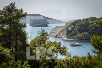 16/09/2020 - Turkey iIllustration landscape, during the 2020 Rally of Turkey, 5th round of the 2020 FIA WRC Championship from September 18 to 20, 2020 at Marmaris, Mugla in Turkey - Photo Gregory Lenormand / DPPI - RALLY OF TURKEY 2020, 5TH ROUND OF THE 2020 FIA WRC CHAMPIONSHIP - RALLY - MOTORI