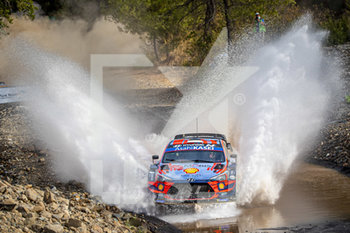 Rally of Turkey, 5th round of the 2020 FIA WRC - RALLY - MOTORI