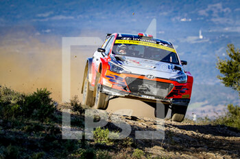 Rally of Sardegna - 6th round of the 2020 FIA WRC Championship - RALLY - MOTORI