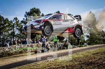 Rally di Sardegna - 6th round of the 2020 FIA WRC Championship  - RALLY - MOTORI