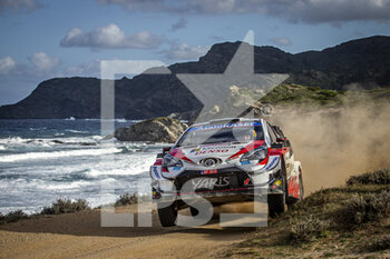 Rally di Sardegna, 6th round of the 2020 FIA WRC Championship - Sunday - RALLY - MOTORI