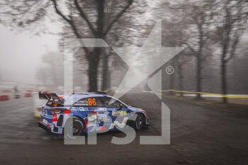 2020 ACI Rally Monza, 7th round of the FIA WRC Championship - Thursday - RALLY - MOTORI