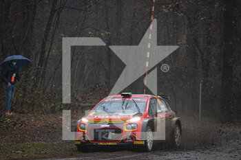 2020 ACI Rally Monza, 7th round of the FIA WRC Championship - Friday - RALLY - MOTORI