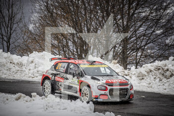 2020 ACI Rally Monza, 7th round of the FIA WRC Championship - Saturday - RALLY - MOTORI
