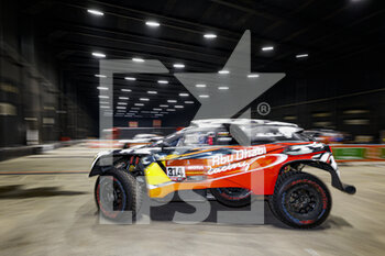 Dakar 2021 - Administrative and Technical scrutineering - RALLY - MOTORI
