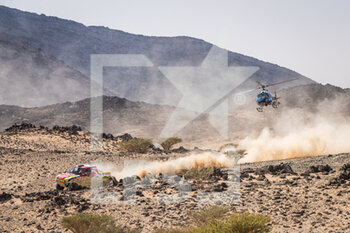 06/01/2021 - 312 Prokop Martin (cze), Chytka Viktor (cze), Ford, Orlen Benzina Team, Auto, action during the 4th stage of the Dakar 2021 between Wadi Al Dawasir and Riyadh, in Saudi Arabia on January 6, 2021 - Photo Antonin Vincent / DPPI - DAKAR 2021 - 4TH STAGE - WADI AL DAWASIR - RIYADH - RALLY - MOTORI