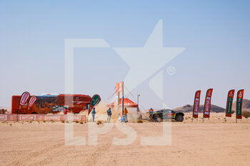 06/01/2021 - 339 Baragwanath Brian (zaf), Perry Taye (zaf), Century, Century Racing, Auto, action during the 4th stage of the Dakar 2021 between Wadi Al Dawasir and Riyadh, in Saudi Arabia on January 6, 2021 - Photo Florent Gooden / DPPI - DAKAR 2021 - 4TH STAGE - WADI AL DAWASIR - RIYADH - RALLY - MOTORI