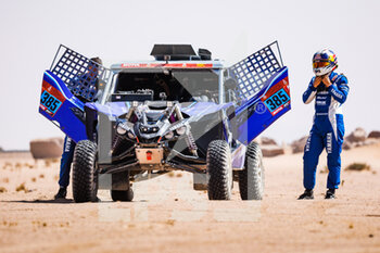 06/01/2021 - Ekstrom Mattias (swe), Yamaha, X-Raid Yamaha Racing Rally Supported Team, Light Weight Vehicles Prototype - T3, portrait during the 4th stage of the Dakar 2021 between Wadi Al Dawasir and Riyadh, in Saudi Arabia on January 6, 2021 - Photo Florent Gooden / DPPI - DAKAR 2021 - 4TH STAGE - WADI AL DAWASIR - RIYADH - RALLY - MOTORI