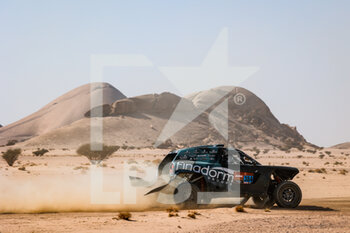 06/01/2021 - 384 Bergounhe Jean-Rémy (fra), Brucy Jean (fra), PH Sport, PH Sport, Light Weight Vehicles Prototype - T3, action during the 4th stage of the Dakar 2021 between Wadi Al Dawasir and Riyadh, in Saudi Arabia on January 6, 2021 - Photo Florent Gooden / DPPI - DAKAR 2021 - 4TH STAGE - WADI AL DAWASIR - RIYADH - RALLY - MOTORI