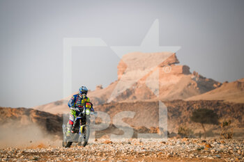 Dakar 2021 - 5th stage - Riyadh and Buraydah - RALLY - MOTORI