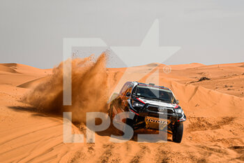 Dakar 2021 - 6th stage - Al Qaisumah - Ha'il - RALLY - MOTORI