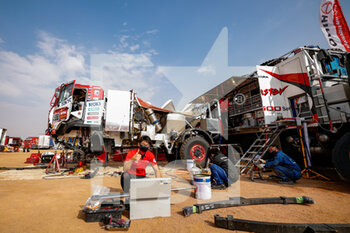 Dakar 2021 - Rest day - RALLY - MOTORI
