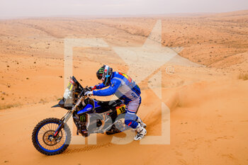 7th stage of the Dakar 2021 between Ha'il and Sakaka - RALLY - MOTORI