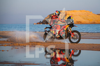 9th stage of the Dakar 2021 between Neom and Neom - RALLY - MOTORI