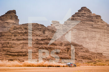 13/01/2021 - 302 Peterhansel Stéphane (fra), Boulanger Edouard (fra), Mini, X-Raid Mini JCQ Team, Auto, action during the 10th stage of the Dakar 2021 between Neom and Al-Ula, in Saudi Arabia on January 13, 2021 - Photo Florent Gooden / DPPI - 10TH STAGE OF THE DAKAR 2021 BETWEEN NEOM AND ALULA - RALLY - MOTORI