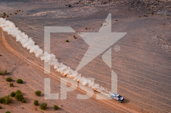 13/01/2021 - #302 Peterhansel Stéphane (fra), Boulanger Edouard (fra), Mini, X-Raid Mini JCQ Team, Auto, action during the 10th stage of the Dakar 2021 between Neom and Al-Ê¿Ula, in Saudi Arabia on January 13, 2021 - Photo Eric Vargiolu / DPPI - 10TH STAGE OF THE DAKAR 2021 BETWEEN NEOM AND ALULA - RALLY - MOTORI
