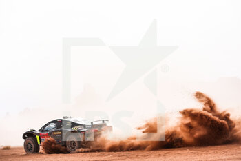 13/01/2021 - 339 Baragwanath Brian (zaf), Perry Taye (zaf), Century, Century Racing, Auto, action during the 10th stage of the Dakar 2021 between Neom and Al-Ula, in Saudi Arabia on January 13, 2021 - Photo Antonin Vincent / DPPI - 10TH STAGE OF THE DAKAR 2021 BETWEEN NEOM AND ALULA - RALLY - MOTORI