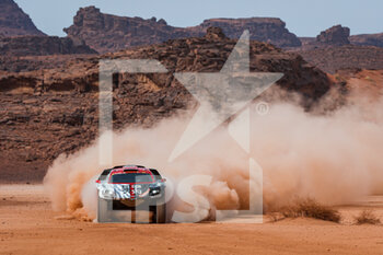 13/01/2021 - 315 Dumas Romain (fra), De Tuckheim Gilles (fra), Rebellion Motors, Rebellion Motors, Auto, action during the 10th stage of the Dakar 2021 between Neom and Al-Ula, in Saudi Arabia on January 13, 2021 - Photo Florent Gooden / DPPI - 10TH STAGE OF THE DAKAR 2021 BETWEEN NEOM AND ALULA - RALLY - MOTORI