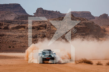 13/01/2021 - 347 Coronel Tim (nld), Coronel Tom (nld), Jefferies Dakar Rally, Coronel Dakar Team, Auto, action during the 10th stage of the Dakar 2021 between Neom and Al-Ula, in Saudi Arabia on January 13, 2021 - Photo Florent Gooden / DPPI - 10TH STAGE OF THE DAKAR 2021 BETWEEN NEOM AND ALULA - RALLY - MOTORI