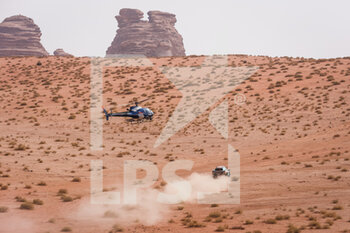 13/01/2021 - 347 Coronel Tim (nld), Coronel Tom (nld), Jefferies Dakar Rally, Coronel Dakar Team, Auto, action during the 10th stage of the Dakar 2021 between Neom and Al-Ula, in Saudi Arabia on January 13, 2021 - Photo Antonin Vincent / DPPI - 10TH STAGE OF THE DAKAR 2021 BETWEEN NEOM AND ALULA - RALLY - MOTORI
