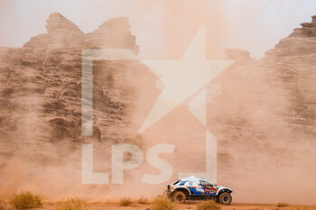 13/01/2021 - 344 Boutron Philippe (fra), Barbet Mayeul (fra), Sodicars, Sodicars Racing, Auto, action during the 10th stage of the Dakar 2021 between Neom and Al-Ula, in Saudi Arabia on January 13, 2021 - Photo Florent Gooden / DPPI - 10TH STAGE OF THE DAKAR 2021 BETWEEN NEOM AND ALULA - RALLY - MOTORI