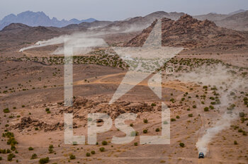 13/01/2021 - #442 Rosa Lourenço (prt), Dias Joaquim (prt), Can-Am, South Racing Can-Am, Motul, SSV Series - T4, action during the 10th stage of the Dakar 2021 between Neom and Al-Ê¿Ula, in Saudi Arabia on January 13, 2021 - Photo Eric Vargiolu / DPPI - 10TH STAGE OF THE DAKAR 2021 BETWEEN NEOM AND ALULA - RALLY - MOTORI