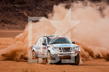 13/01/2021 - 373 Audas Roger (fra), Maldonado Franck (fra), Buggy, Sodicars Racing, Auto, action during the 10th stage of the Dakar 2021 between Neom and Al-Ula, in Saudi Arabia on January 13, 2021 - Photo Florent Gooden / DPPI - 10TH STAGE OF THE DAKAR 2021 BETWEEN NEOM AND ALULA - RALLY - MOTORI