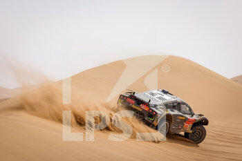 13/01/2021 - 339 Baragwanath Brian (zaf), Perry Taye (zaf), Century, Century Racing, Auto, action during the 11th stage of the Dakar 2021 between Al-'Ula and Yanbu, in Saudi Arabia on January 14, 2021 - Photo Frédéric Le Floc'h / DPPI - 10TH STAGE OF THE DAKAR 2021 BETWEEN NEOM AND ALULA - RALLY - MOTORI