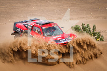 13/01/2021 - 326 Lavielle Christian (fra), Garcin Jean-Pierre (fra), Optimus, MD Rally Sport, Motul, Auto, action during the 11th stage of the Dakar 2021 between Al-'Ula and Yanbu, in Saudi Arabia on January 14, 2021 - Photo Frédéric Le Floc'h / DPPI - 10TH STAGE OF THE DAKAR 2021 BETWEEN NEOM AND ALULA - RALLY - MOTORI