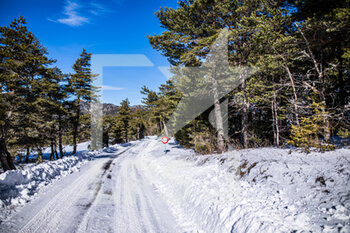 2021 WRC World Rally Car Championship, Monte Carlo - Tuesday - RALLY - MOTORI