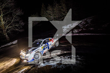 22/01/2021 - 47 Raphael ASTIER (FRA), Frederic VAUCLARE (FRA), ALPINE A110, RGT RGT cars, action during the 2021 WRC World Rally Car Championship, Monte Carlo rally on January 20 to 24, 2021 at Monaco - Photo Bastien Roux / DPPI - 2021 WRC WORLD RALLY CAR CHAMPIONSHIP, MONTE CARLO - FRIDAY - RALLY - MOTORI