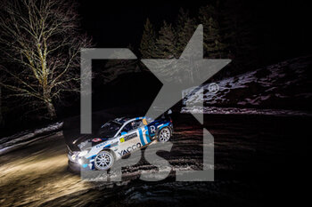 22/01/2021 - 46 Pierre RAGUES (FRA), Julien PESENTI (FRA), ALPINE A110, RGT RGT cars, action during the 2021 WRC World Rally Car Championship, Monte Carlo rally on January 20 to 24, 2021 at Monaco - Photo Bastien Roux / DPPI - 2021 WRC WORLD RALLY CAR CHAMPIONSHIP, MONTE CARLO - FRIDAY - RALLY - MOTORI