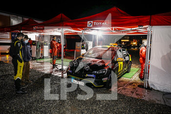 22/01/2021 - 00 Florian BERNARDI (FRA), Victor BELLOTTO (FRA), Renault Clio Rally 4, ambiance during the 2021 WRC World Rally Car Championship, Monte Carlo rally on January 20 to 24, 2021 at Monaco - Photo Francois Flamand / DPPI - 2021 WRC WORLD RALLY CAR CHAMPIONSHIP, MONTE CARLO - FRIDAY - RALLY - MOTORI