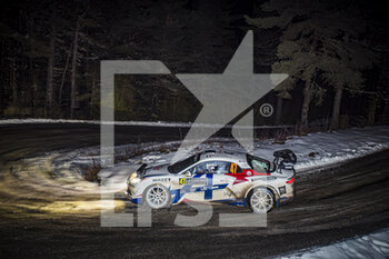 22/01/2021 - 47 Raphael ASTIER (FRA), Frederic VAUCLARE (FRA), ALPINE A110, RGT RGT cars, action during the 2021 WRC World Rally Car Championship, Monte Carlo rally on January 20 to 24, 2021 at Monaco - Photo Grégory Lenormand / DPPI - 2021 WRC WORLD RALLY CAR CHAMPIONSHIP, MONTE CARLO - FRIDAY - RALLY - MOTORI