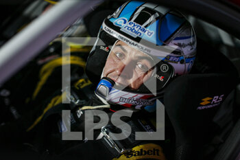22/01/2021 - BERNARDI Florian (FRA), Renault Clio Rally 4, portrait during the 2021 WRC World Rally Car Championship, Monte Carlo rally on January 20 to 24, 2021 at Monaco - Photo Francois Flamand / DPPI - 2021 WRC WORLD RALLY CAR CHAMPIONSHIP, MONTE CARLO - FRIDAY - RALLY - MOTORI