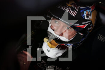 22/01/2021 - OGIER Sebastien (FRA), TOYOTA Yaris WRC, portrait\ during the 2021 WRC World Rally Car Championship, Monte Carlo rally on January 20 to 24, 2021 at Monaco - Photo Francois Flamand / DPPI - 2021 WRC WORLD RALLY CAR CHAMPIONSHIP, MONTE CARLO - FRIDAY - RALLY - MOTORI