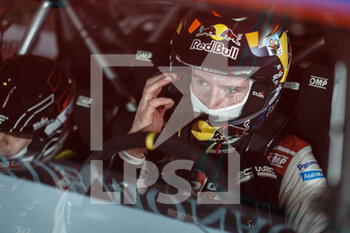 22/01/2021 - EVANS Elfyn (GBR), TOYOTA Yaris WRC, portrait during the 2021 WRC World Rally Car Championship, Monte Carlo rally on January 20 to 24, 2021 at Monaco - Photo Francois Flamand / DPPI - 2021 WRC WORLD RALLY CAR CHAMPIONSHIP, MONTE CARLO - FRIDAY - RALLY - MOTORI