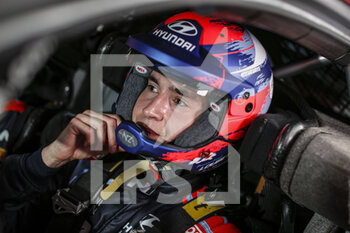 22/01/2021 - LOUBET Pierre-Louis (FRA), HYUNDAI I20, portrait during the 2021 WRC World Rally Car Championship, Monte Carlo rally on January 20 to 24, 2021 at Monaco - Photo Francois Flamand / DPPI - 2021 WRC WORLD RALLY CAR CHAMPIONSHIP, MONTE CARLO - FRIDAY - RALLY - MOTORI